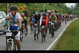 West Borneo Tourism Association gelar bersepeda di jantung borneo dua