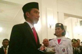Presiden Nikmati Secangkir Kopi Kintamani