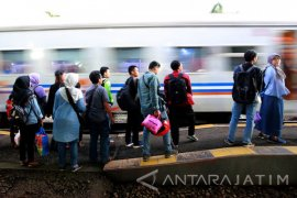 Daop Surabaya Tambah Rangkaian Dua KA Antisipasi Libur Idul Adha