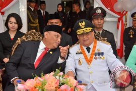 Ini alasan Gubernur Minta Kesediaan Idris Rahim jadi Irup HUT kemerdekaan