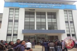 233 Warga Binaan Rutan Depok Peroleh Remisi