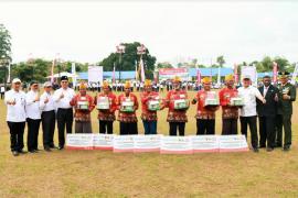 Semen Indonesia Bedah Rumah Veteran Di Papua