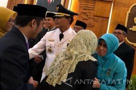 Gubernur Jatim Lantik Wali Kota Madiun Pengganti Bambang Irianto (Video)