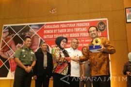 Alfamart Selenggarakan Pelatihan  Bagi UMKM Kabupaten Serang