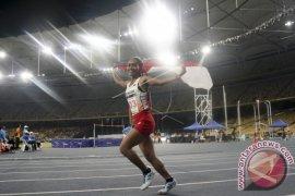 Indonesia Tertinggal Lima Medali Emas SEAG Dari Thailand