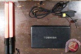 Pemuda Pengangguran Curi Laptop Desa Diamankan