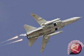 Angkatan Udara Rusia Hancurkan Lebih 1.000 Instalasi Gerilyawan Suriah
