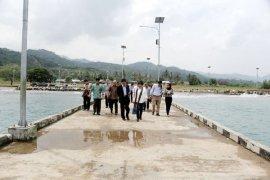 Investor Jepang Menjajaki Pembangunan Dermaga KIM Lampung