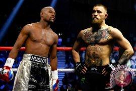 Polisi Florida Tangkap Petarung MMA McGregor