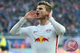 Leipzig Tekuk Freiburg 4-1, Werner Cetak Dua Gol