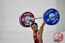 107 lifter berlaga di Kejuaraan Angkat Besi Internasional
