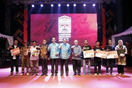 Malam Puncak Krakatau Award, Lampung Krakatau Festival (LKF) XXVII 2017
