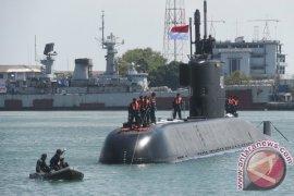 KSAL Sambut Kedatangan Kapal Selam KRI Nagapasa dari Korea