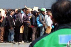 Tendang driver Gojek, pria di Pekanbaru digelandang polisi