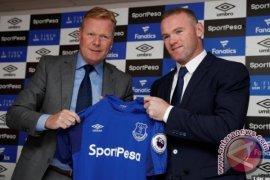 Karena mabuk, Rooney digelandang polisi