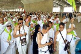 Calon Haji Bojonegoro Sudah Selesai Ibadah Wukuf