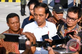 Presiden Kunjungi Banten Tinjau Pembangunan Bendungan