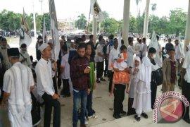 PKS Babel Gelar Aksi Damai Peduli Rohingya