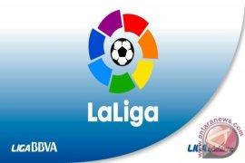 Ini hasil pertandingan bola Liga Spanyol