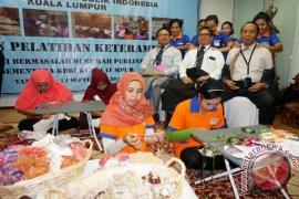 KBRI kirim TKI bermasalah ikuti pelatihan di Jakarta
