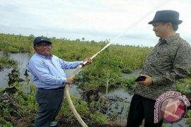 BRG  Bangun Sumur Bor Di Tiga Kabupaten