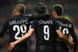 Neymar dan Mbappe Cetak Gol saat PSG Hancurkan Celtic 5-0