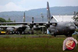 Dua sorti Hercules bantuan kemanusiaan tiba di Bangladesh, Jumat