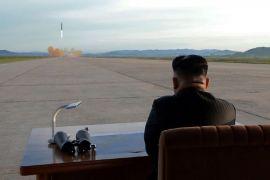 Korea Utara kembali tembakkan rudal