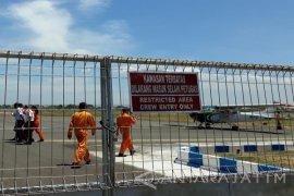Aktivitas Pesawat Latih di Bandara Trunojoyo Padat