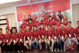 Edy Prabowo Sosialisasi Empat Pilar Mahasiswa Palembang