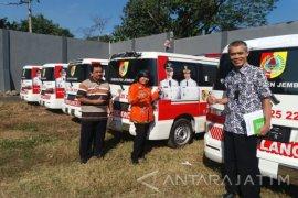 Jember Miliki Ambulans Desa Untuk Tekan AKI-AKB