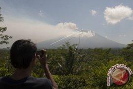 Pelaku Pariwisata Bali Sosialisasi Mitigasi Gunung Agung