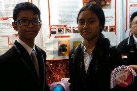 Siswa SMPN 3 Denpasar Raih Penghargaan dari India-Marokko
