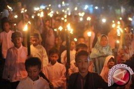 Tahun Baru Islam di Pasaman Barat Meriah