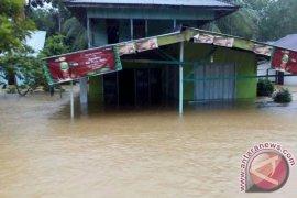 BPBD: Ratusan Rumah Warga Bengkulu Terendam Banjir