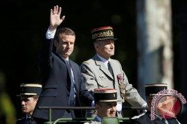 Presiden Prancis peringatkan Turki soal intervensi di Suriah