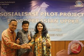 SOSIALISASI PILOT PROJECT PENGOPERASIAN UPPKB