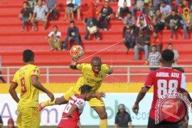 Sriwijaya FC meraih tiket final Piala Gubernur Kalimantan Timur
