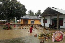 Dua Kecamatan di Boalemo Terendam Banjir