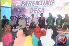 Parenting Desa Khusus Posyandu Bawah Garis Merah