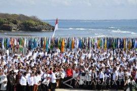 Jokowi Minta jangan Sebar Radikalisme di Kampus