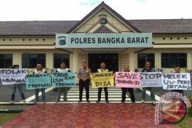 Pokja Kecam Pemukulan Wartawan di Belitung