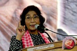 Menteri Susi tegaskan komitmen Indonesia kelola terumbu karang