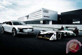 Audi ungkap mobil balap listrik Formula E