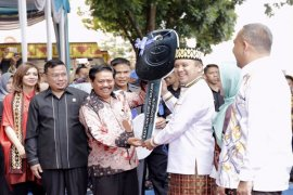 Lampung Punya Ikon Baru Perpustakaan Moderen