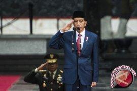 Presiden berterima kasih kepada TNI