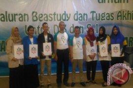 Antam Dukung Biaya Pendidikan 85 Mahasiswa Sanggau