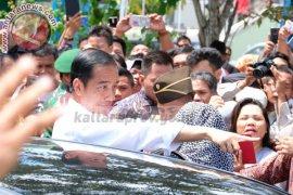 Galeri foto Kedatangan Presiden RI ke Kaltara Page 1 Small
