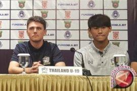 Timnas Thailand U-19 Terkesan Dengan Keramahan Rakyat Indonesia