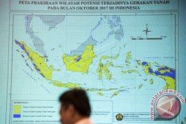POTENSI GERAKAN TANAH INDONESIA